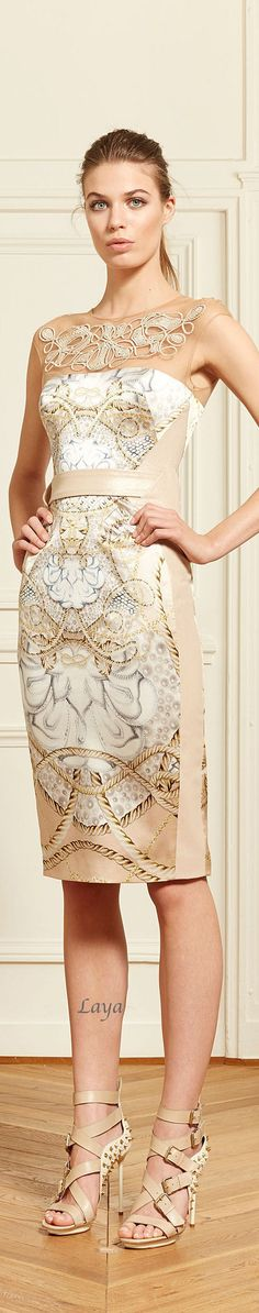 ZUHAIR MURAD Resort 2014