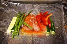 SalmonPackets - Foil