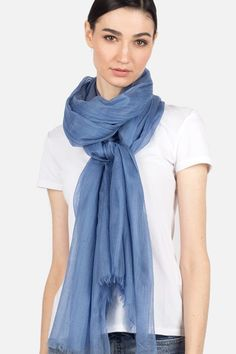 Wrap yourself with this luxurious and cozy cashmere scarf this autumn. You deserve the best luxury from nature. scarf her Baby Kittens, Scarf Design, Cashmere Scarf, My Girl, Going Out, Dark Blue, Fancy, Clothes, California Usa