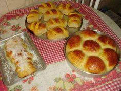 Receita de Pão doce - Benjamin Abrahão - Tudo Gostoso
