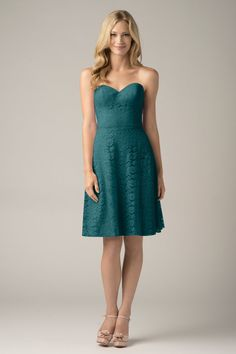 Wtoo Maids Dress 892