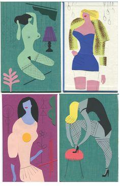 Stephanie Wunderlich http://www.wunderlich-illustration.de