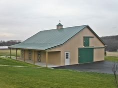 Pole Barns MD PA