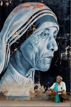 """Novena to ST MOTHER TERESA #pinterest #stmotherteresa Thought for the day: """"Charity for each other is the surest way to great holiness."""" Ask for the grace to become a saint............"""