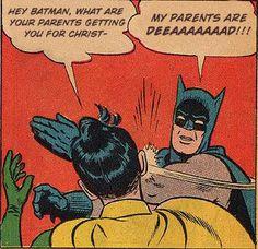 Oh, Bats...