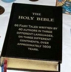 The Holy Bible (Full Disclosure Version)