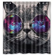 "OLOKAA®Custom Design shower curtain Standard Size ""72X72""with olokaa logo® (Cat) OLOKAA http://www.amazon.com/dp/B016G0WSZW/ref=cm_sw_r_pi_dp_qUowwb1M18X6N"