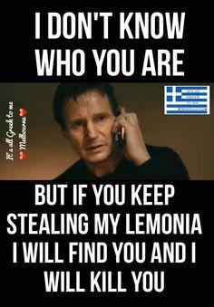 lemonia= lemons