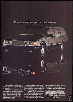 1985 Volvo 760 Wagon