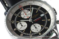 Breitling Navitimer Chronograph Stahl Automatik Kal. Valj. 7750 Ref. 81611 A13019    152051 02