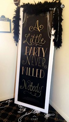 Image result for easy DIY 20s decorations