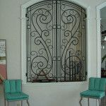 Garden, Courtyard & Wine Cellar Gates - Metal fabrication, aluminum fabrication