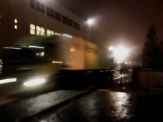 Waitrose Fruit and Veg Warehouse - Bracknell - Trailer Leaving For Shop - 04:00hrs