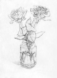 1. 스케치 2. 고유색+초벌 3. 양감 4. 묘사, 마무리 서양화, 대구, 화실, 수채화, 정물