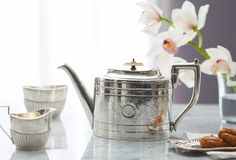 Antique silver never goes out of style #onekingslane