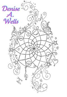 denise a wells dreamcatcher - Google Search
