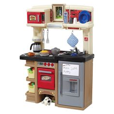 Step 2 Create and Play Kitchen