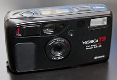 Yashica T4 super / T5 Film Camera