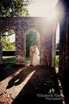 Michael & Jennifer's Wedding | Elizabeth Davis Photography - Pebble Hill, Thomasville, GA