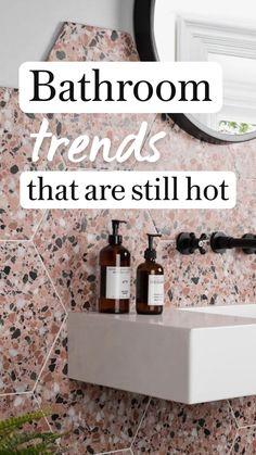 Bathroom Trends, Budget Bathroom, Master Bathroom, Modern Bathroom Design, Bathroom Interior Design, Bathroom Organization, Organization Hacks, Bathroom Gadgets, Sink Design