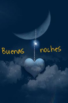 buenas noches as a tattoo or hasta mañana. Good Night Greetings, Good Night Wishes, Good Night Sweet Dreams, Good Morning Good Night, Night Time, Good Day, Good Night Quotes, Snoopy Frases, Ex Amor