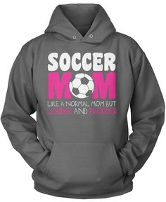 Loud and Proud Soccer Mom #soccerBoysandGirls