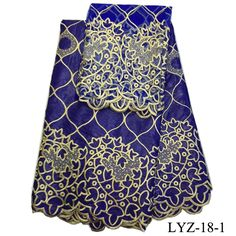 Hot selling Rich guinea cotton african bazin cotton  fabric Brocade cotton  lace high quality and soft for clothing  LYZ-18