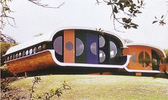 60s PopArt house by modern_fred,
