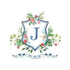 custom crest design  www.arabellajune.com