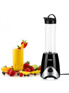 Powerful motor that helps you cut through any fresh fruit and vegetable Perfect to cut, mix, and prepare small portions of soups, sauce Kitchen Gadgets, Kitchen Appliances, Home Automation System, App Control, Smart Home, Cool Gadgets, Compact, Cool Stuff, Bottle
