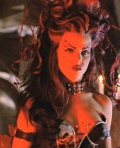 Debi Mazar as Spice (Two-Face's other Girlfriend LOL)