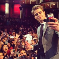 The Vampire Diaries and The Originals Cast Go Selfie Crazy With Fans At Paleyfest! (PHOTOS) http://sulia.com/channel/vampire-diaries/f/4c2d2775-adcb-4035-a9ee-d697ba6e49e0/?source=pin&action=share&btn=small&form_factor=desktop&pinner=54575851