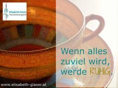 werde-ruhig-klein Mugs, Tableware, Self Love, Dinnerware, Tumblers, Tablewares, Mug, Dishes, Place Settings
