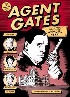 Book Buzz: Agent Gates
