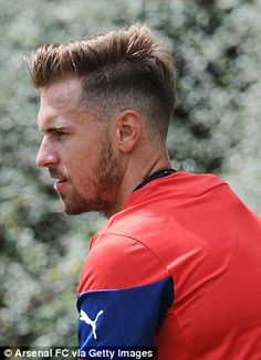 Beckham in disguise: Ramsey