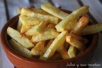 Cómo hacer patatas fritas al horno: la mitad de calorías e incluso mejor sabor