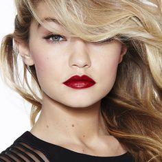 Voted yes: Red lips for 2015!