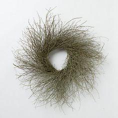 Terrain Fern Branch Wreath  #shopterrain