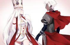 Kiritsugu Emiya / Irisviel Von Einzbern【Fate/Grand Order】