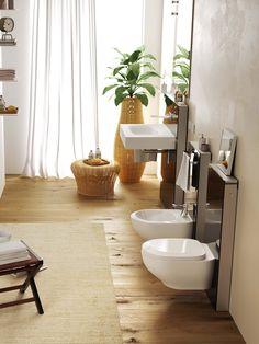 WC e bidet: Modulo Monolith Plus per WC da Geberit Geberit Monolith, Clawfoot Bathtub, Interior Design, Cv, Home Decor, Powder Room, Room, Nest Design, Decoration Home