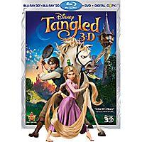 Tangled - 4-Disc Set
