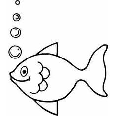 Fish Making Bubbles