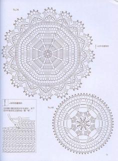 Gallery.ru / Фото #16 - Crochet Lace - nezabud-ka