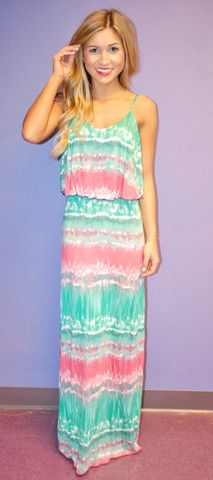Bahama Mama Maxi Pink -Sherie this is so you!!