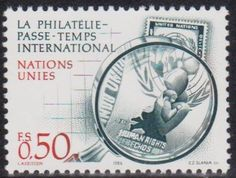 United Nations Philatelic Exhibition of Small Art, United Nations, Stamp Collecting, Postage Stamps, Acting, Collections, World, Seals, Door Bells