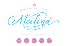 Meilina Fancy by JROH Creative on Creative Market