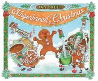 Cover image for Gingerbread Christmas