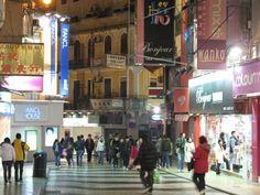 shopping in Macau