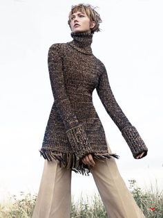 Karlie Kloss campains and editorials, february 2018