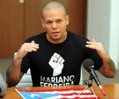 POLITICA:  CANTANTE DE CALLE 13 PIDE INCLUSION POLITICA DE PUERTO RICO